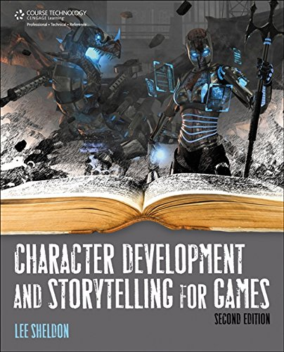 Character Development And Storytelling For Games: Sheldon, Lee