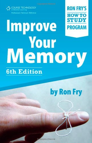 9781435461109: Improve Your Memory (Ron Fry's How to Study Program)