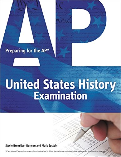 9781435461307: Preparing for the AP United States History Examination