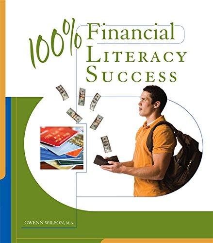 9781435462212: 100% Financial Literacy (100% Success Series)