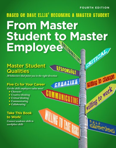 9781435462229: From Master Student to Master Employee (Textbook-specific CSFI)