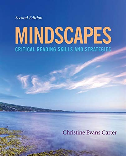 9781435462342: Mindscapes: Critical Reading Skills and Strategies (Mindtap Course List)