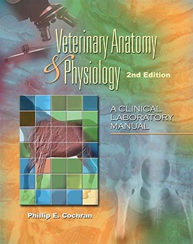 9781435464339: Laboratory Manual for Comparative Veterinary Anatomy & Physiology (Veterinary Technology)