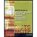 9781435470255: MCTS Guide to Microsoft Windows Server 2008 Newtwork Infrastructure Configuration - Package