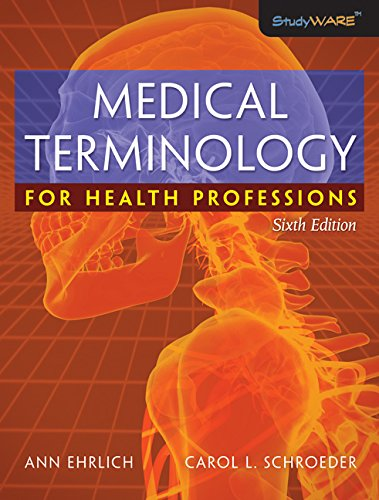 9781435475373: Bundle: Medical Terminology for Health Professions, 6th + Merriam-Webster's Medical Desk Dictionary, Revised Edition, 3rd + Workbook