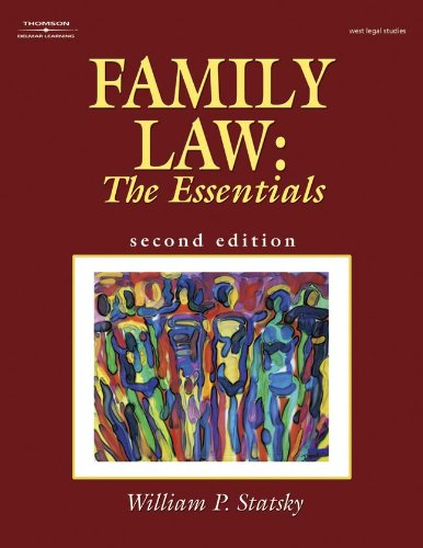9781435478176: Bundle: Family Law: The Essentials, 2nd + Paralegal Online Courses - Family Law on Blackboard Printed Access Card