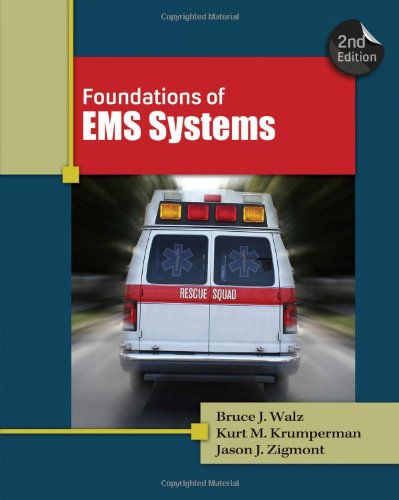 9781435480278: Foundations of EMS Systems