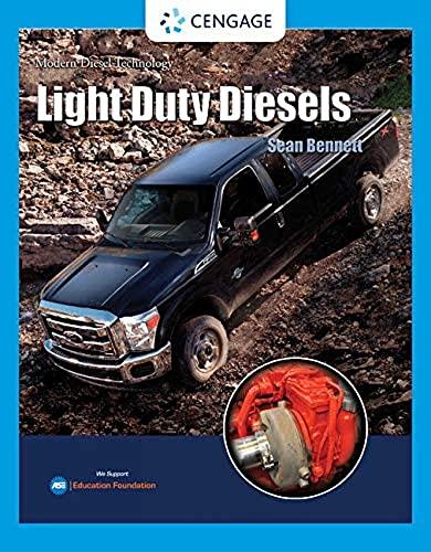 9781435480476: Modern Diesel Technology: Light Duty Diesels (New Automotive & Truck Technology Titles!)