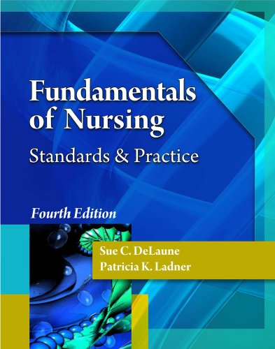9781435480681: Study Guide for DeLaune/Ladner's Fundamentals of Nursing, 4th