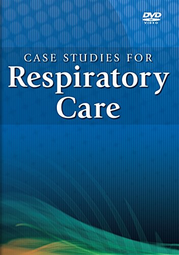 Case Studies for Respiratory Care DVD Series (Student) (1435480961) by Cengage Learning Delmar