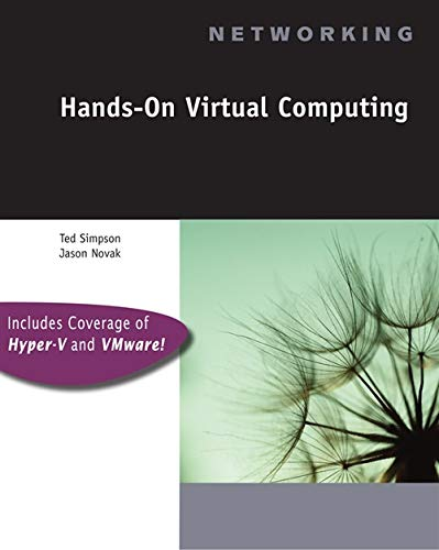 9781435481008: Hands-On Virtual Computing (Networking)
