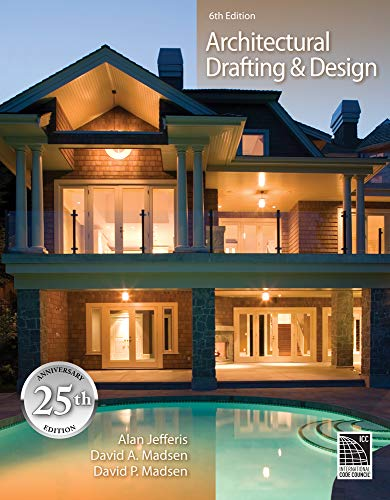 9781435481626: Architectural Drafting and Design