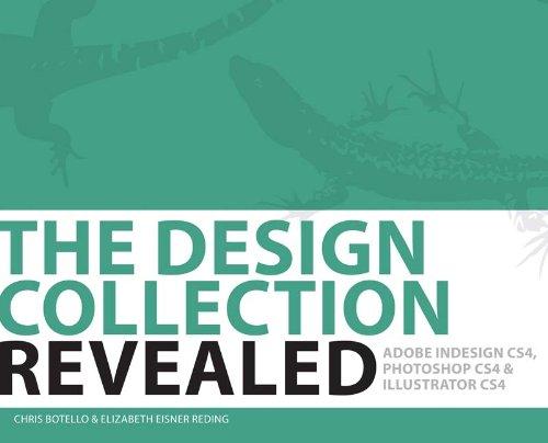 9781435482708: The Design Collection Revealed, Hardcover: Adobe Indesign CS4, Adobe Photoshop CS4, and Adobe Illustrator CS4