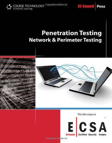 9781435483682: Penetration Testing: Network & Perimeter Testing (EC-Council Press)