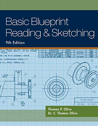 9781435483781: Basic Blueprint Reading and Sketching