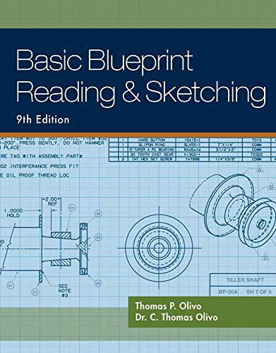 9781435483781: Basic Blueprint Reading and Sketching