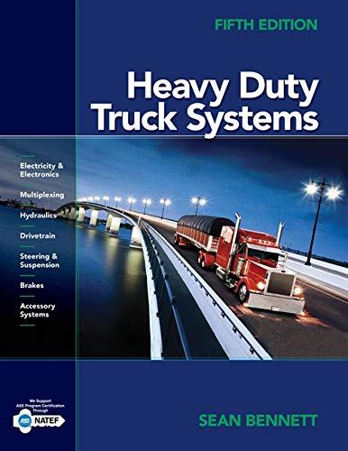 9781435483828: Heavy Duty Truck Systems