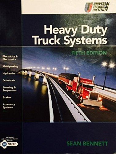9781435483842: Heavy Duty Truck Systems [5e]