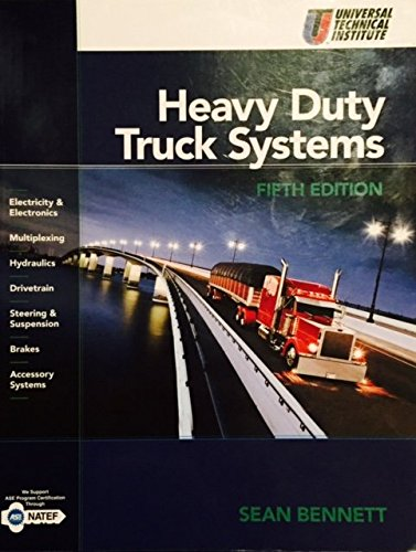 9781435483842: Heavy Duty Truck Systems [5e]