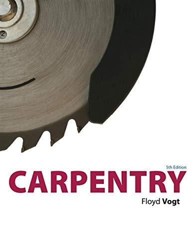 Carpentry: Floyd Vogt