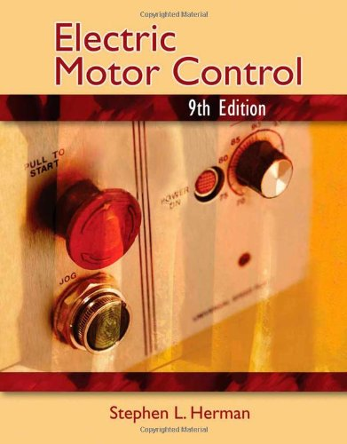 9781435485754: Electric Motor Control