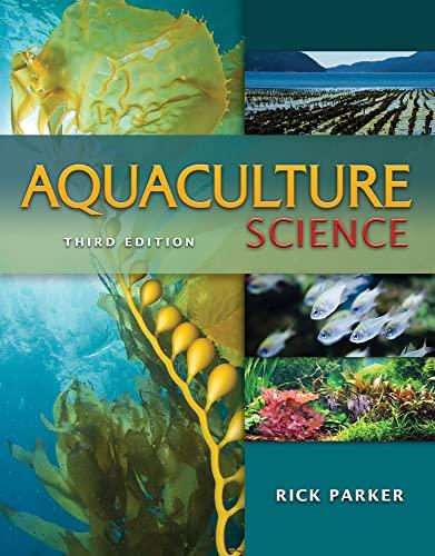 9781435488120: Aquaculture Science