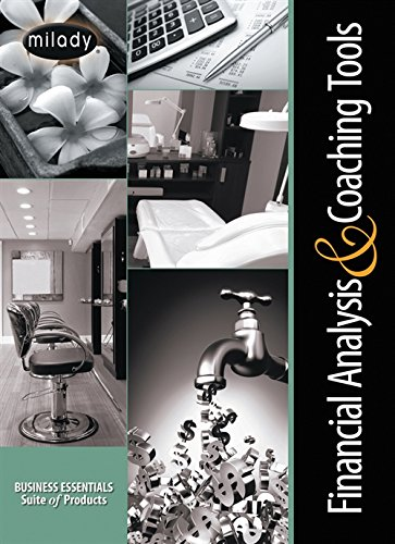 Financial Analysis and Coaching Tools for the Salon and Spa (CD Version) (Business Essentials): ...