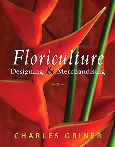 9781435489356: Floriculture: Designing & Merchandising