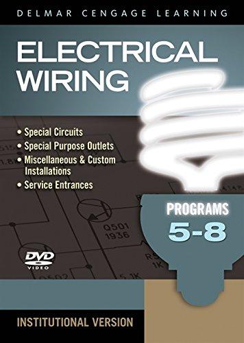 Electrical Wiring DVD Set (5-8): Delmar
