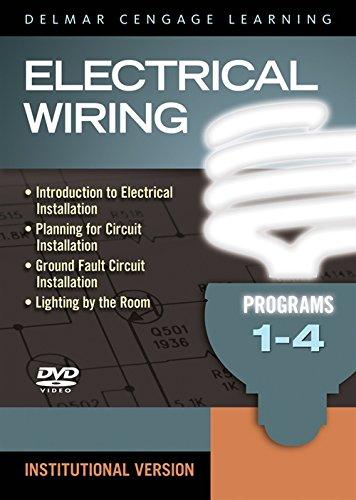 Electrical Wiring DVD Set (1-4): Delmar Publishers, Delmar Learning