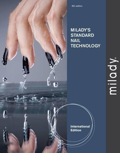 9781435495456: Miladys Standard Nail Technology, International Edition (Ise)