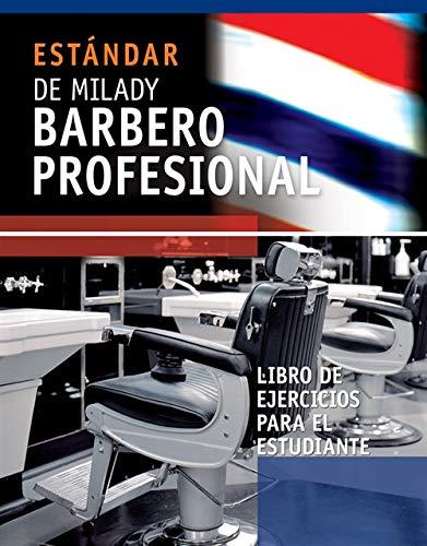 9781435497078: Spanish Translated Workbook for Milady's Standard Professional Barbering