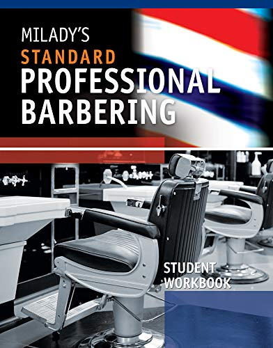9781435497139: Student Workbook for Milady's Standard Professional Barbering