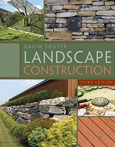 9781435497184: Landscape Construction