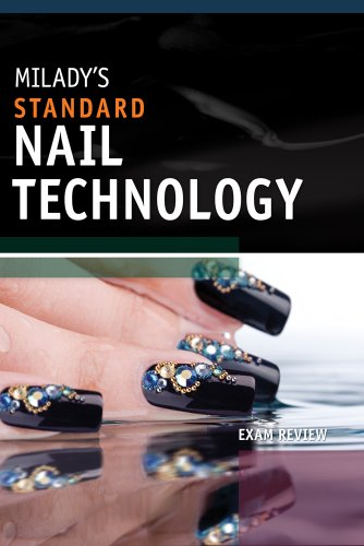 9781435497634: Exam Review for Milady's Standard Nail Technology