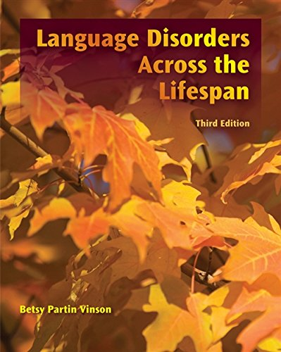 9781435498594: Language Disorders Across the LifeSpan