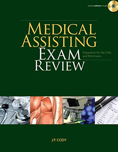 9781435498693: Medical Assisting Exam Review: Preparation for the ...