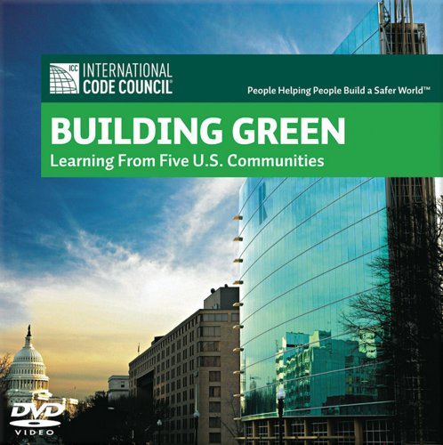 9781435498792: Building Green DVD (International Code Council Series)