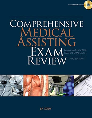 9781435499140: Comprehensive Medical Assisting Exam Review: Preparation for the CMA, RMA and CMAS Exams (Prepare Your Students For Certification Exams)