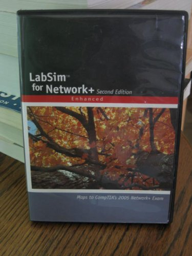 9781435499508: LabSim CD-ROM for Network+ Guide to Networks, Enhanced, 2nd