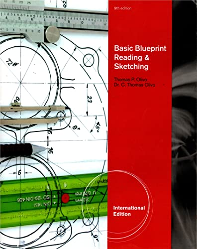 9781435499614: Basic Blueprint Reading And Sketching 9Ed (Ie) (Pb 2011)