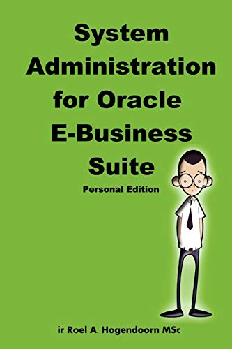 9781435700758: System Administration for Oracle E-Business Suite (Personal Edition)