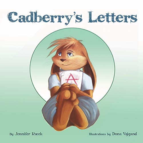 Cadberrys Letters: Jennifer Racek