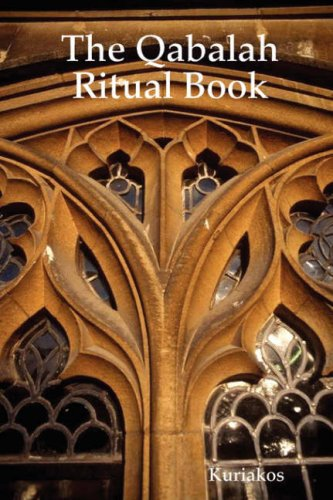 The Qabalah Ritual Book (1435707400) by Kuriakos
