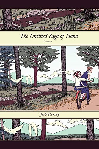 9781435710092: The Untitled Saga of Hana: Volume 1