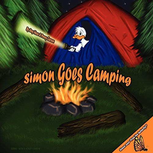 Simon Goes Camping The Simon Collective: Penny Carson