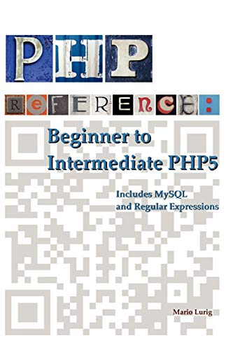9781435715905: PHP Reference: Beginner to Intermediate PHP5