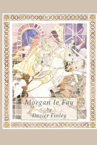 9781435718289: Morgan Le Fay