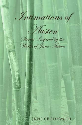 9781435718890: Intimations of Austen