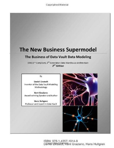 9781435719149: The Business of Data Vault Modeling